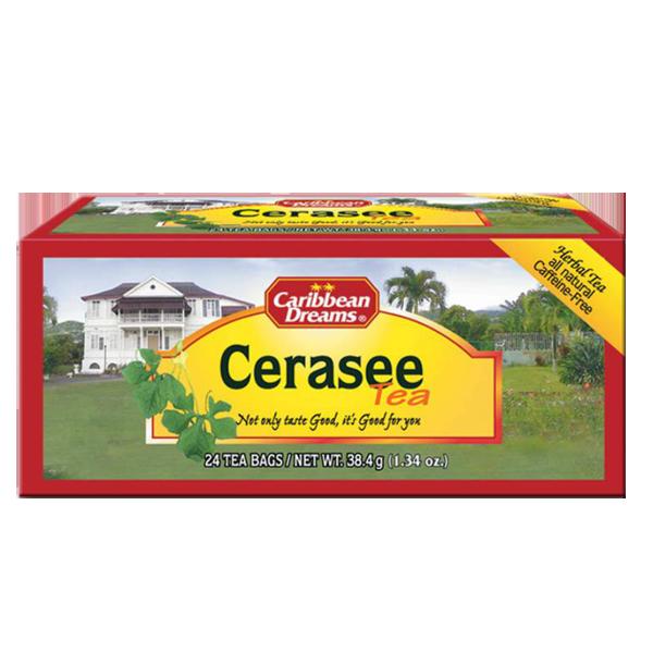Caribeean Dreams Cersee Tea ティー 24バグス