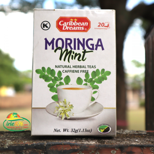 Moringa Mint Tea